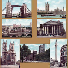 Unposted Pre - 1914 Collectable English Postcard Sets