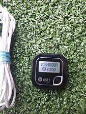2020 GolfBuddy Voice 2 Golf Course GPS Audio Distance Range Finder Belt Clip
