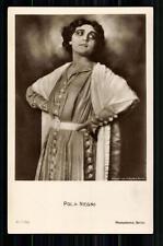 Pola Negri Photochemie Berlin Verlag Postkarte ## BC 9782