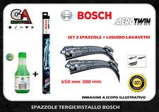 Tergicristalli BOSCH aerotwin FIAT 500L ALFA Mito set 2 spazzole + lavavetro pro