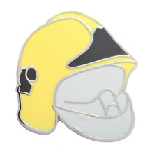Fireman Firefighter Structural Metro Helmet Pin Badge