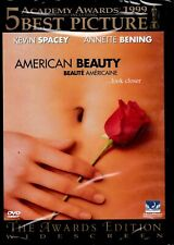 New Dvd- American Beauty - Kevin Spacey, Annette Bening, Thora Birch, Wes Bentle