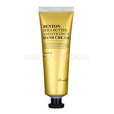 [Benton] Shea Butter And Coconut Hand Cream 50g / BEST Korea Cosmetic