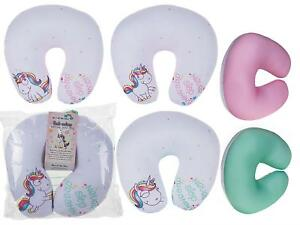 Unicorn Novelty Neck Cushion / Travel Pillow