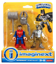 Imaginext DC Super Friends - Superman and Metallo *BRAND NEW*