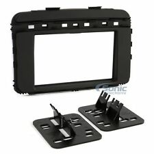 Metra 95-7366B ISO Double DIN Car Install Dash Kit for 2016-Up Kia Sorento
