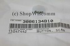 "Motorola OEM CDM Button ""Scan"" 3886134B10 CDM750 CDM1250 CDM1550 & More"