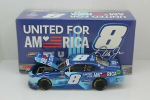 DALE EARNHARDT JR., UNITED FOR AMERICA, #8, 1/24 2021 CAMARO, FREE SHIPPING