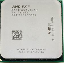 `AMD CPU FX-Series Zambezi FX-8120 3.1GHZ Socket AM3+ 95W