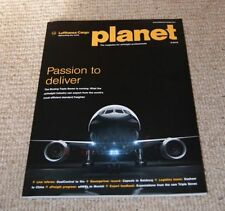Lufthansa Collectable Airline Brochures & Inflight Magazines
