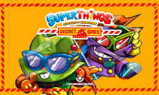 Superthings Superzings Series 6 Secret Spies Choose Your figure New