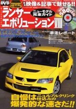 MITSUBISHI Lancer Evolution 8 New Model Perfect Guide Book