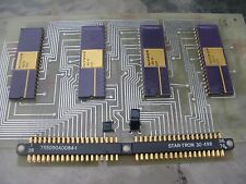 1970' SB-3614 Tactical Telephone card 100x175mm  FOR GOLD SCRAP OR COLLECT