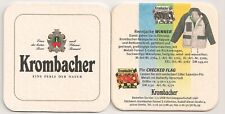 """New listing KROMBACHER-Old Beermat """"Formula 1 Collection-Racing Jacket"""""""