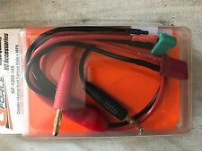 GForce GF-1200-145 Cordon de charge Tamiya Mâle + MPX Femelle + Deans Mâle câble