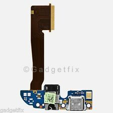 US OEM HTC One M8 831C Headphone Audio Jack Charger Charging USB Port Flex Cable