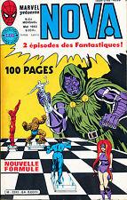 NOVA N°64 COMME NEUF! LES 4 FANTASTIQUES - L' ARAIGNÉE - SPIDER-WOMAN (1983)