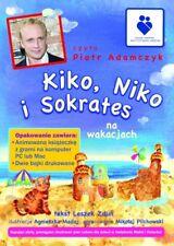 Polskie Bajki Kiko, Niko i Sokrates polski audiobook dzieci, gra, Adamczyk