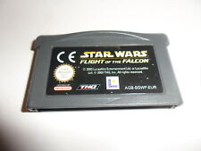 Nintendo Game Boy Advance  Star Wars - Flight of the Falcon
