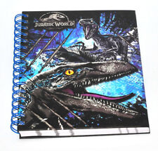 Jurassic World Bound A5 Lined Hardback Notebook Note Book Notes Journal Diary