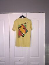 Chris Miller Face Gordon & Smith Vintage Skateboard G&S Surfboard Shirt Stedman