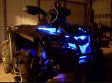 Blue LED 4 Wheeler ATV Underglow 12v Custom LED Neon Accent Lighting 1' Quad UTV