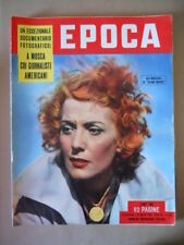 EPOCA n°133 1953 Isa Miranda - A Mosca con i giornalisti americani  [G771]