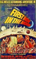 FIRST MEN IN THE MOON - RARE SCI-FI HARRYHAUSEN EFFECTS - 1964 16MM ORIG. PRINT!