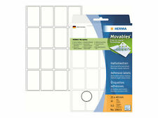 HERMA Movables Paper self-adhesive white 25 x 40 mm 512 label(s) (32 10613