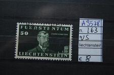 FRANCOBOLLI LIECHTENSTEIN USATI N. 163 (A9578)