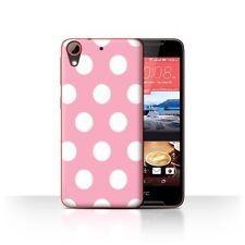 Étuis, housses et coques rose pour téléphone mobile et assistant personnel (PDA), HTC, sur à motifs