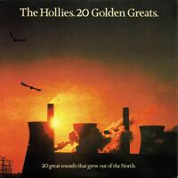 The Hollies – 20 Golden Greats Vinyl, LP, Album, Compilation Remastered EMTV 11