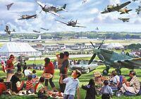 Rectangular Jigsaw - Air Show