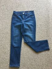 Style And Co Denim Women's Jeans Size 4 PS Slim Leg EUC