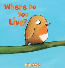 WHERE DO YOU LIVE? - ARSEDITION (COR) - NEW BOOK