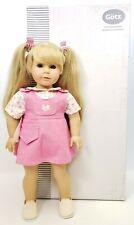 Gotz Pampolina Puppenfabrik Maisie Gmbh 0089410 German Doll