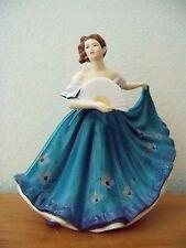 Royal Doulton Figurine  ELAINE IN BLUE  HN5273  Retired