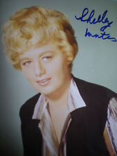 """AUTHENTIC SIGNED PHOTO  LEGENDARY SHELLEY WINTERS-""""A PLACE IN THE SUN"""" COA"""