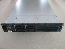 HP DL380 G7 8 x SFF, 2 x X5550, 32 GB, P410i-512MB, 2 x 300 GB SAS, DVD RW