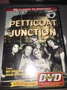 Petticoat Junction Tv DVD