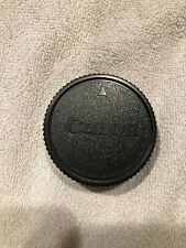 Fotodiox Rear Lens Cap for Canon FD