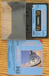 Dire Straits - Brothers In Arms Cassette Free Shipping In Canada