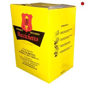 Bag in box Raboso Igt 10 litri – Baccichetto