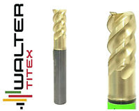 walter prototyp VHM Solid Carbide End Mill 10mm Shank 10mm TiAIN  4-Flute No151