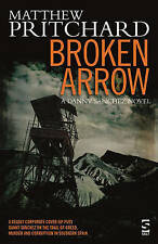 Broken Arrow BRAND NEW BOOK by Matthew Pritchard (Paperback, 2015)
