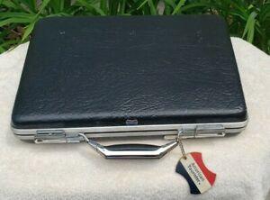 American Tourister Briefcase Attache Case Hard Shell Vintage VGUC