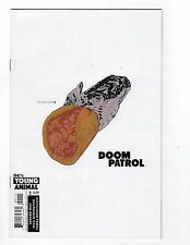 Doom Patrol # 1 Regular Cover 1st Print NM DC sticker intact