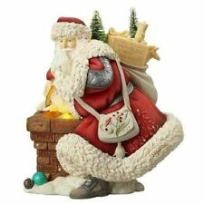 Heart of Christmas 4057642 Santa With Chimney 2017