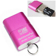 One JT2 USB 2.0  High Speed Micro SD TF T-Flash Memory Card Reader Adapter