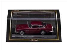 ASTON MARTIN DB4 MAROON 1/43 DIECAST MODEL CAR BY VITESSE  20500